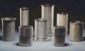 air intake and compressed air filters